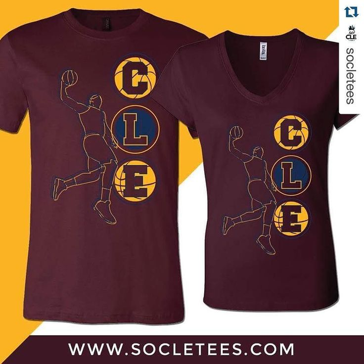 #Repost @socletees  Who's ready for the NBA Play-offs?  Game One against the Detroit Pistons is this Sunday at 3pm!  Don't forget your Cleveland Cavaliers Game Day gear!  Come visit us THIS Saturday at the @clebazaar Market at Lake Affect Studios from 10am to 4pm to pick up your CAVS apparel (men women and kids!) or shop online with us at www.socletees.com.  Let's go CAVS! #thisiscle #shopcle #cavs  #playoffs #clevelandcavaliers #basketball