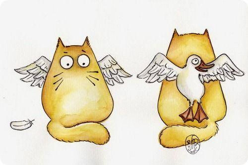 Maria van Bruggen  How I got my angel wings....