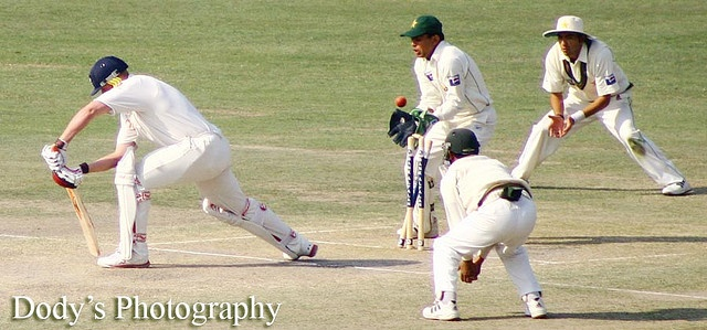a somewhat accidental shot that changed my entire life.    andrew flintoff clean bowled by danish kineria. pakistan vs england cricket series 2005.    it's amazing how just one photo leads you towards a whole career. passion and craze got left way behind Your pictures earning you a good   profit   whilst you sleep.  Amazing   photos can earn decent money on a monthly basis.  http://www.cameras-earn-money.com