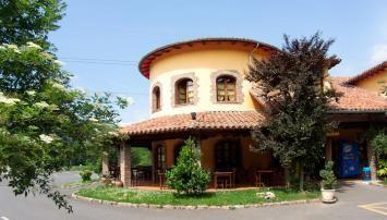 """Foto general del """"Hotel La Pasera El Bricial""""Cangas de Onis Asturias."""