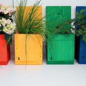 Suomalainen parvekeistutuksiin suunniteltu laatikko sarja, Lautatarha