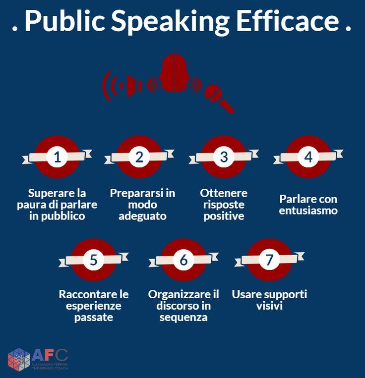 Le 7 Regole Fondamentali del Public Speaking http://www.afcformazione.it/blog/le-7-regole-fondamentali-del-public-speaking