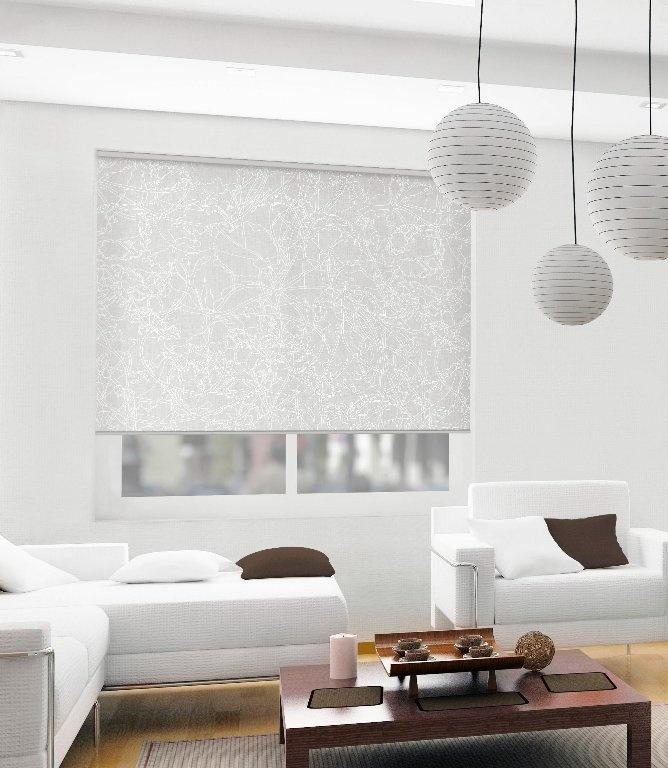 die besten 25 stoffrollos ideen auf pinterest. Black Bedroom Furniture Sets. Home Design Ideas