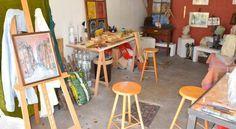 Becas para Estancias de Creación Artística en México.