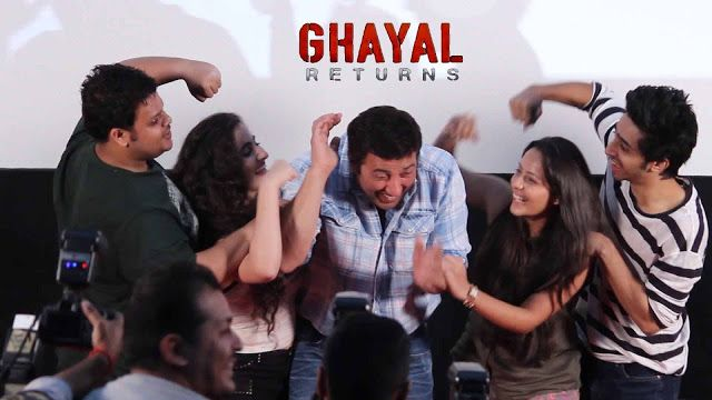 Ghayal Once Again Movie Trailer | Star-Cast | Story | Poster | Videos | Salman Khan | GOA Reviews | Ghayal 2 Ratings | Songs | Actress | Box Office Collection