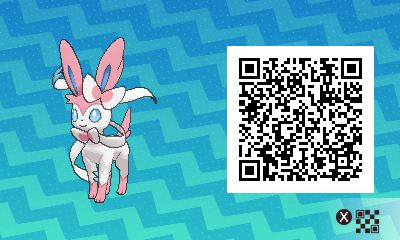 131 Sylveon Pokemon Pinterest Pok 233 Mon Qr Codes And Moon