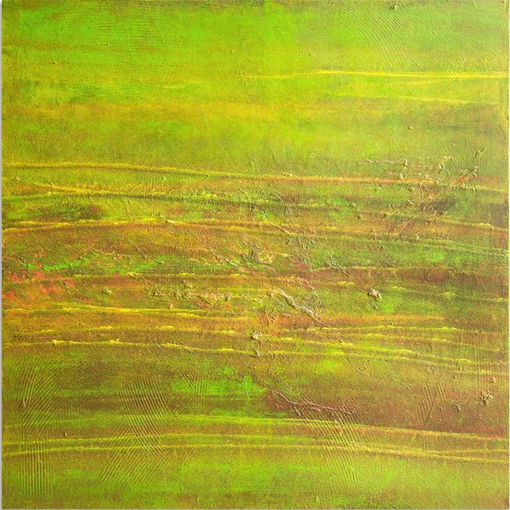 Buy INSIDE GREEN, Acrylic painting by Cornelia Petrea on Artfinder. Discover thousands of other original paintings, prints, sculptures and photography from independent artists.
