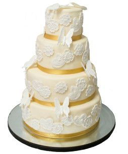 Tort-nunta-butterfly-