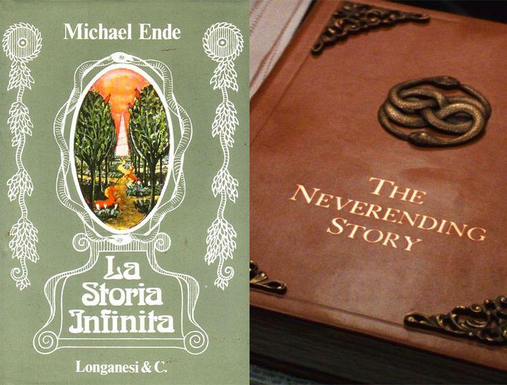 (Riassunto) La storia infinita - libro - Michael Ende - 1979