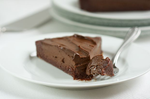 Chocolate Tart by gi365: Paleo, raw, and yotally delicious. #Chocolate_Tart
