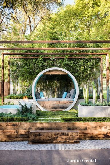 Jardin Génial – Google+
