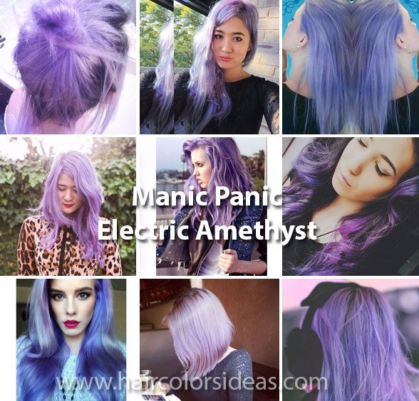 electric amethyst manic panic - photo #29