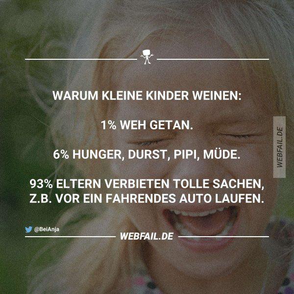 Warum Kinder weinen | Webfail - Fail Bilder und Fail Videos