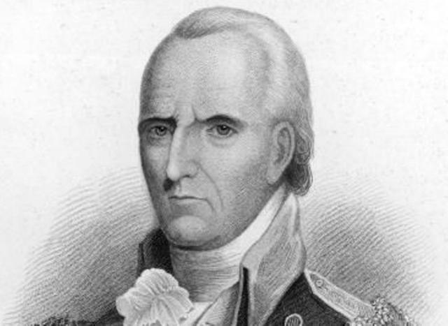 American Revolution: Major General John Stark: Major General John Stark