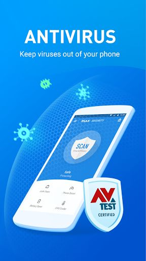 Virus Cleaner - Antivirus Booster (MAX Security) v1.2.2 [Unlocked]   Virus Cleaner - Antivirus Booster (MAX Security) v1.2.2 [Unlocked]Requirements:4.0.3 and upOverview:MAX Security (Virus Cleaner Phone Booster Junk Clean Master CPU Cooler & App Lock) is the best and most popular antivirus security app booster clean master & virus cleaner for Android phones FREE!  MAX Security (Virus Cleaner Phone Booster Junk Clean Master CPU Cooler & App Lock) is the best and most popular antivirus…