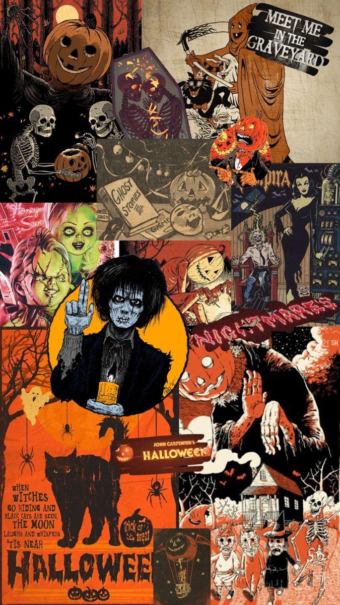 Halloween Wallpaper Halloween Wallpaper Iphone Fall Wallpaper Creepy Halloween Decorations