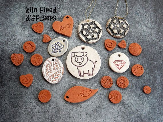 REDUCED PRICE Sale imperfect & discontinued by KilnFiredDiffusers