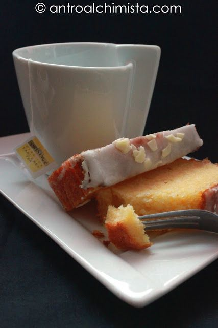 Plumcake al Latte Condensato - Plum Cake with Condensed Milk