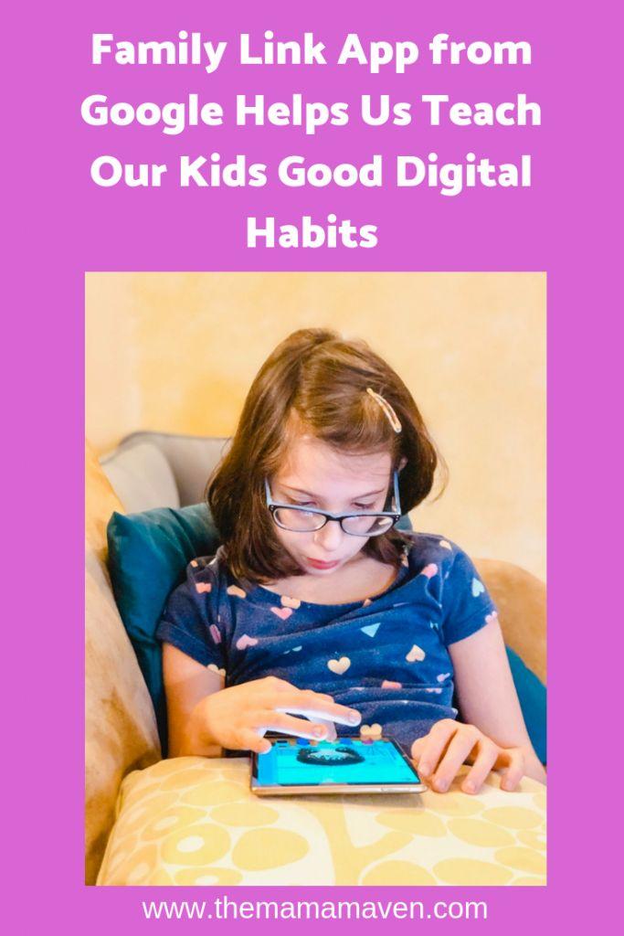 Family Link from Google Helps Teach Kids Good Digital Habits