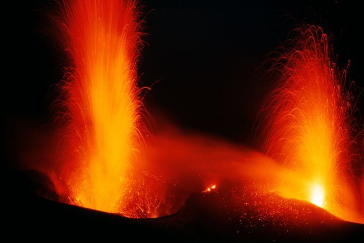 Take Your Volcano Science Project to the Next Level: Make a Vesuvius Fire Volcano