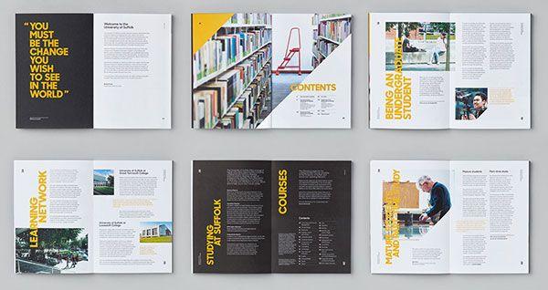 20+ Fashionable Fashion Brochure / Catalogue / Template Design Concepts for Inspiration