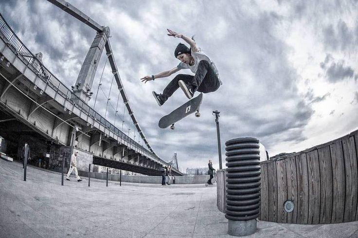 Скейтерша из Москвы впервые представит Россию на X-Games — AmberSport