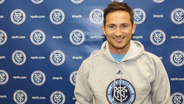 #Lampard Joins New York City FC... 008