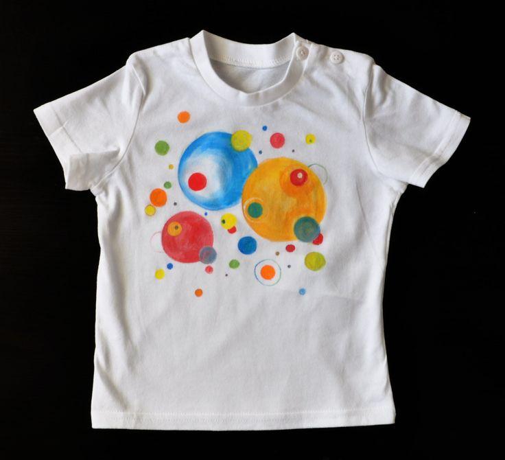 """Camiseta """"Planetas""""."""