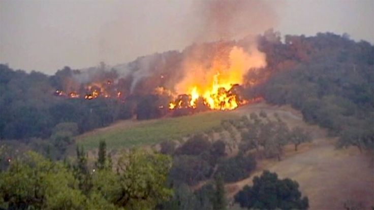 The Monterey County Sheriff's Office has rescheduled Sunday's plans to allow evacuees to check on their homes threatened by the 1,200-acre Tassajara Fire near unincorporated Jamesburg, sheriff's officials said.