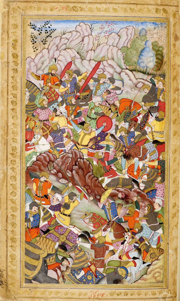 The historic battle at Panipat saw Babur and his army defeat Afghan Sultan Ibrahim Lodi, the collapse of the Sultanate of Delhi, and the subsequent establishment of the Mughal Empire