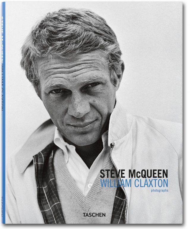 William Claxton. Steve McQueen. Libros TASCHEN (TASCHEN 25 Colección)