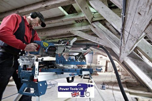 Bosch Mitre Saws from Power Tools UK