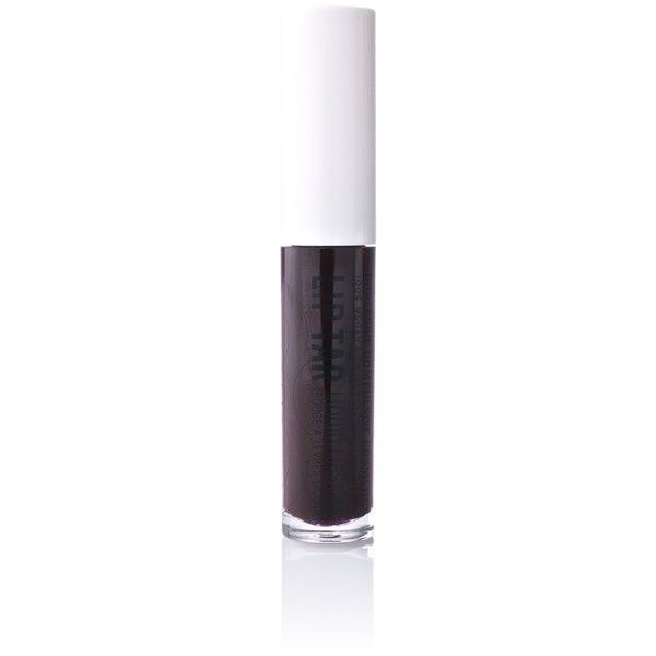 Obsessive Compulsive Cosmetics Black Dahlia Lip Tar (150 SEK) ❤ liked on Polyvore featuring beauty products, makeup and lip makeup