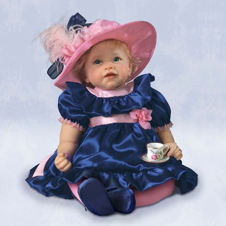 Силикон-виниловая кукла - Александра