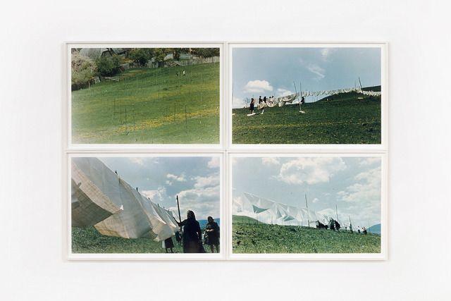 Ana Lupas, Humid Installation, 1970.