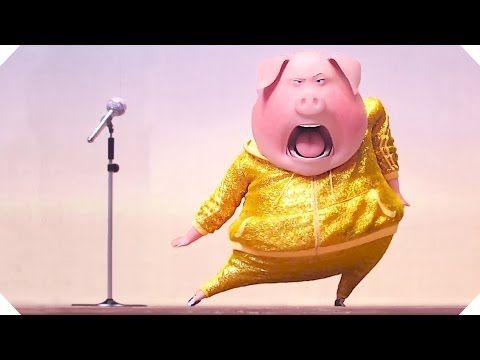 SING Trailer # 2 (Animation Blockbuster - 2016) - YouTube