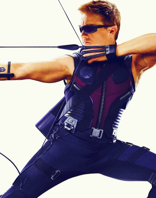 → Jeremy Renner as Hawkeye: Black Widow, Marvel Movie, Clint Barton, Jeremy Renner, Bows, Super Heroes, Superhero, Renner Hawkeye, The Avengers