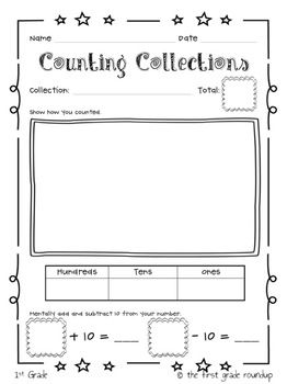 54 Best Counting Collections Images On Pinterest Early