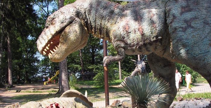 Pozor! Je tady soutěž o dětské vstupenky do DinoParku