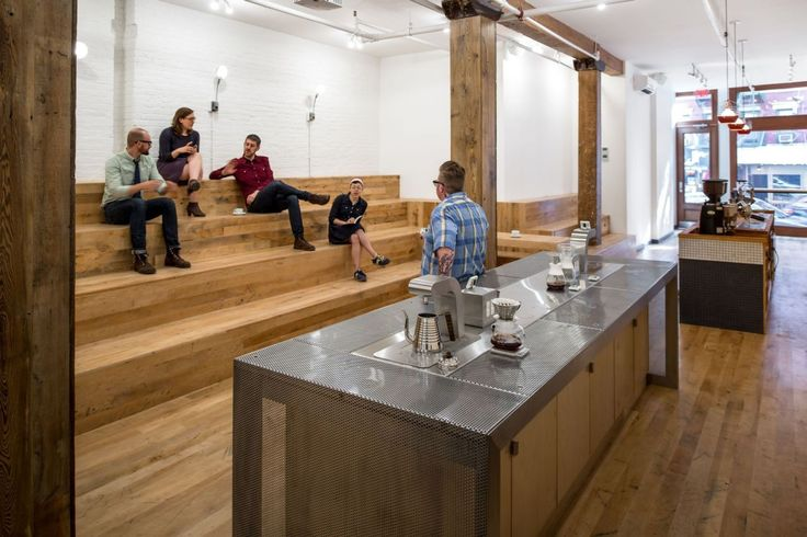 COUNTER CULTURE COFFEE TRAINING CENTER,© Alan Tansey