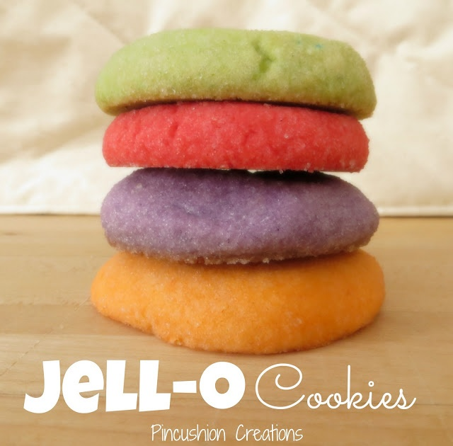 Jello Cookies. Can also make with 1 18 oz. pkg cake mix, 1 3 oz. box jello, 2 eggs, and 1/2 cup of oil.