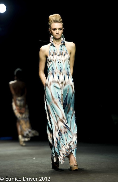 mercedes benz fashion week south africa...anya ayoung chee