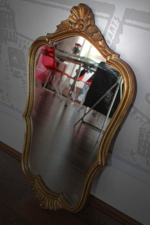 French Louis  XVII Style Mirror SOLD