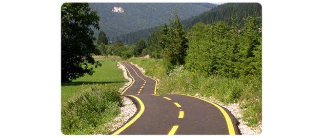 pista ciclabile Alpe Adria FVG
