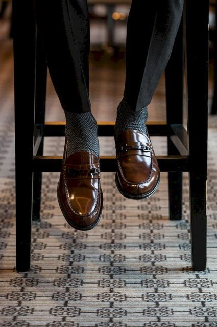 Wonderful Gentleman Shoes For A Cool Men Style 18