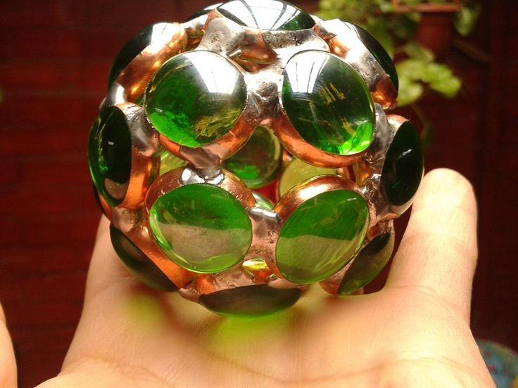 Esfera de cristal en proceso...