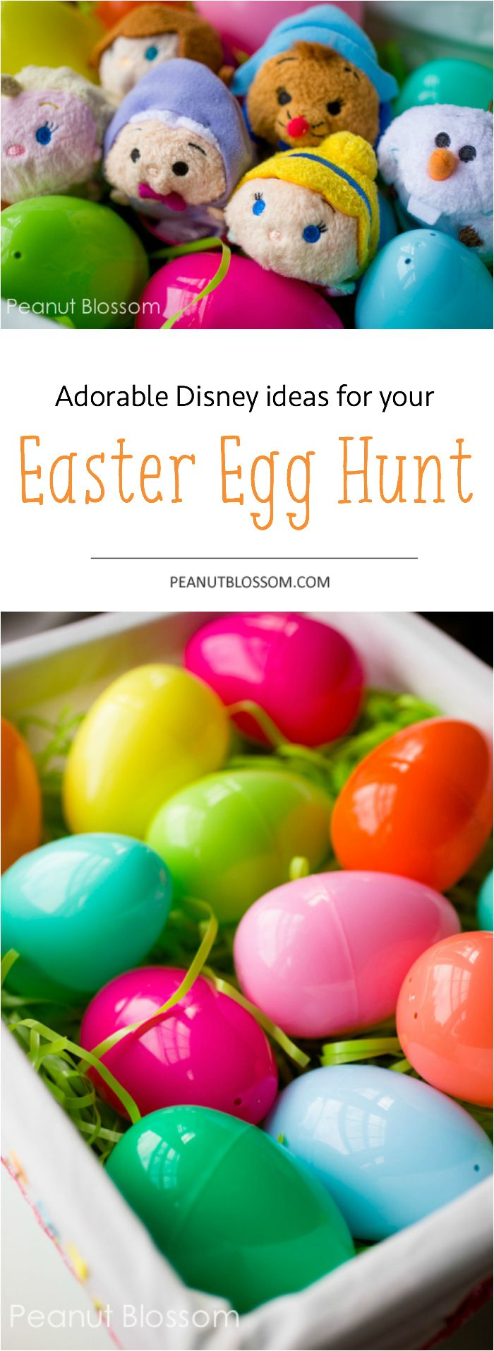 Looking for some non-candy ideas for your Easter egg hunt? Check out this adorable filler for those plastic eggs!! My kids would flip! Perfect for Disney lovers.