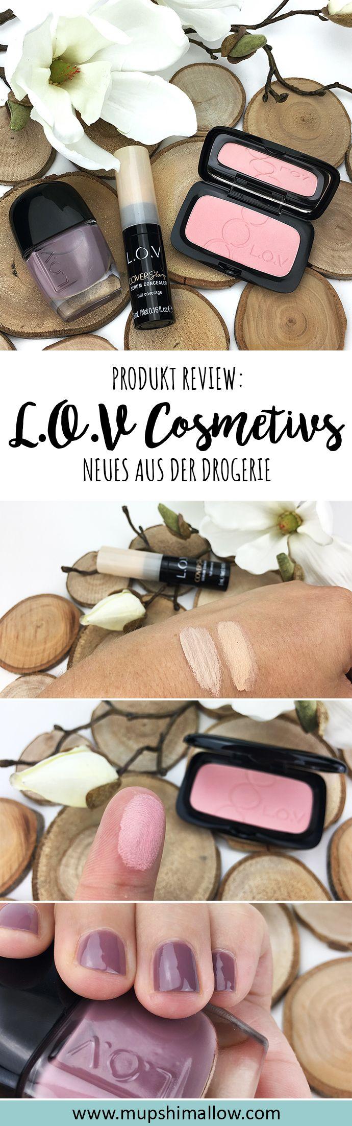 Es gibt eine Neuheit in der Drogerie. Exklusiv bei Rossmann findet ihr jetzt ganz neu L.O.V Cosmetics aus dem Hause Cosnova (essence, catrice). Welche Produkte ich zuerst ausprobiert habe? Klicke hier für meine Review der neuen Kosmetik Produkte.