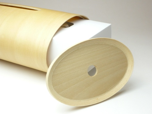 BUNACO / Beech wood products brand founded in Aomori Japan / Tissue Box