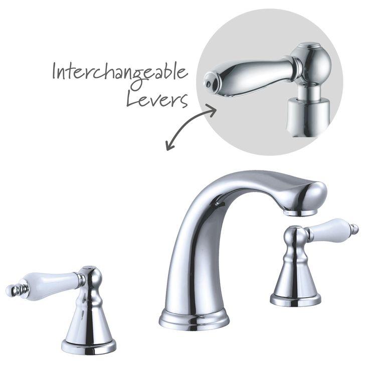Bathroom - Bath Tap option 1 - (preferred) Cooke & Lewis Timeless Chrome Bath Mixer Tap, Set of 1   Departments   DIY at B&Q